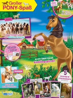 Filly Magazin Abo Titelbild
