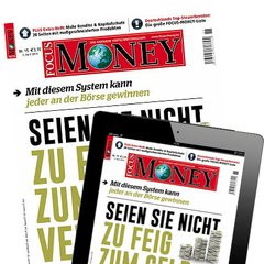 Focus Money + Digital Titelbild