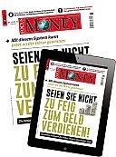 Focus Money + Digital Abo mit Prämie