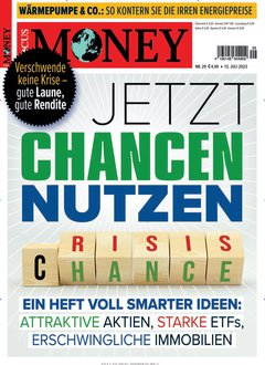 Das neueste FOCUS-MONEY Cover