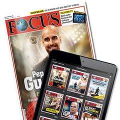 Focus + Digital Titelbild