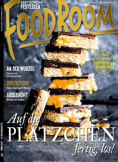 FOODBOOM Abo Titelbild