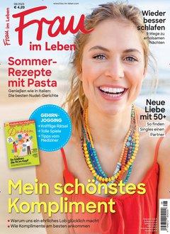 Frau im Leben Abo + 45,00 € Prämie + 5,00 € Rabatt Titelbild