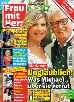 Frau mit Herz Abo + 90,00 € Prämie + 5,00 € Rabatt Titelbild