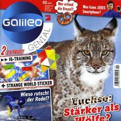 Galileo GENIAL Titelbild