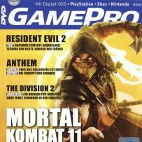 GamePro Titelbild