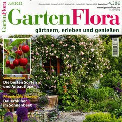 GartenFlora Titelbild