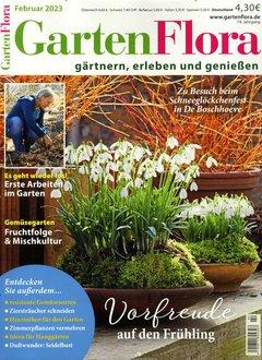 GartenFlora Abo + 30,00 € Prämie Titelbild