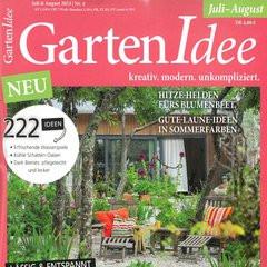 GartenIDEE Titelbild