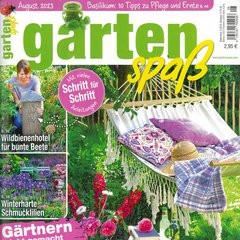 Gartenspaß Titelbild