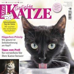 Geliebte Katze Titelbild