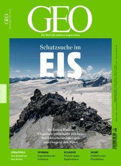 Zeitschrift GEO Miniabo