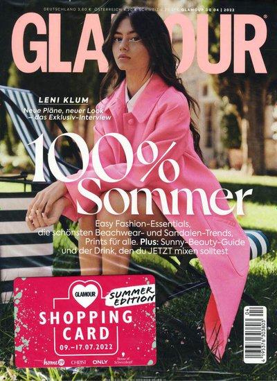 Glamour Abo mit Prämie