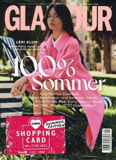 Zeitschrift Glamour Miniabo