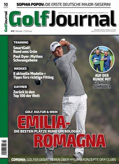Golf Journal Abo Titelbild