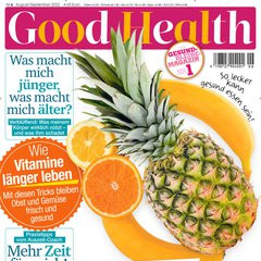 Good Health Titelbild