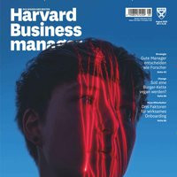 Harvard Business Manager Titelbild