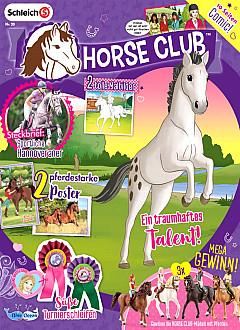 Horse Club Abo Titelbild