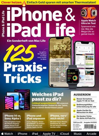 iPhone & iPad Life Abo mit Prämie