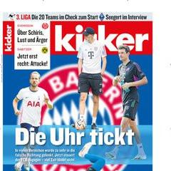 Kicker Titelbild