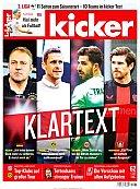 Kicker Abo Titelbild