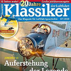 Klassiker der Luftfahrt Titelbild