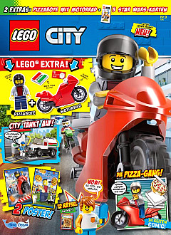 LEGO City Abo Titelbild