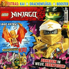 Lego Ninjago Titelbild