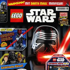 Lego Star Wars Titelbild