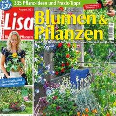 Lisa Blumen & Pflanzen Titelbild