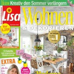 Lisa  - Wohnen & Dekorieren Titelbild