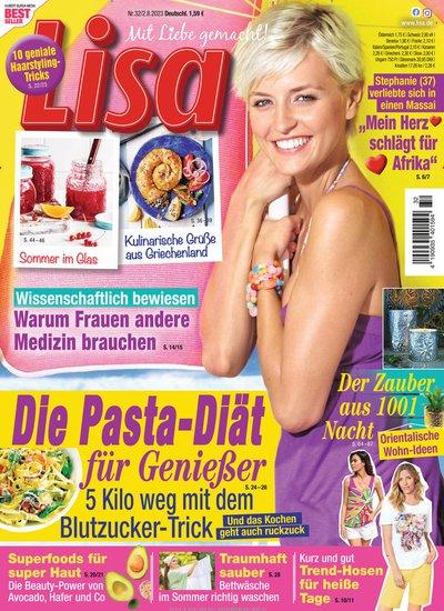 Lisa Cover   Lisa Titelbild Der Ausgabe Vom 23 06 2011   Zeitschriften