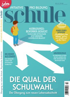 Magazin Schule Abo Titelbild