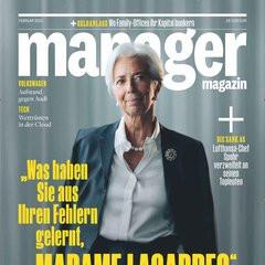 Manager Magazin Titelbild