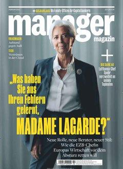 Manager Magazin Abo + 85,00 € Prämie + 5,00 € Rabatt Titelbild
