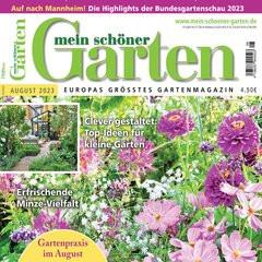 Mein schöner Garten Titelbild