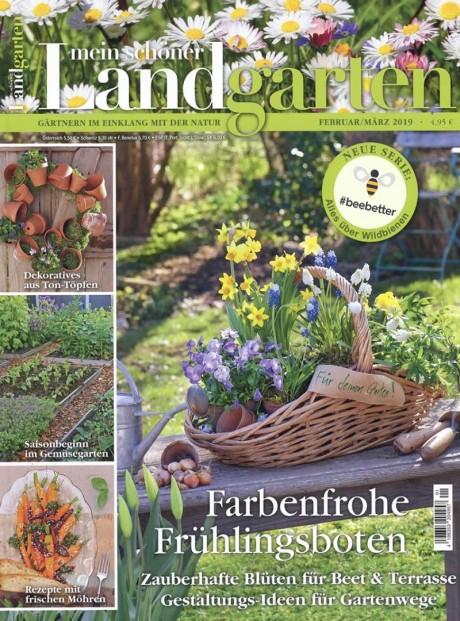 ▷ Mein schöner Landgarten Abo ▷ bis 15€ Prämie