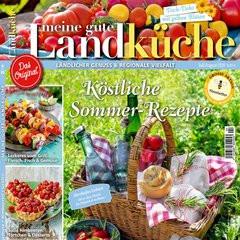 Meine gute Landküche Titelbild