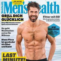 Men's Health Titelbild