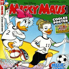 Micky Maus Titelbild