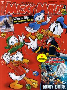 Abo Micky Maus+Lustiges Taschenbuch