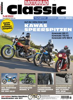 Abo Motorrad Classic