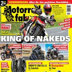 Motorradfahrer Titelbild