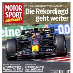 Motorsport Aktuell Titelbild