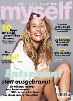 Zeitschrift Myself Miniabo