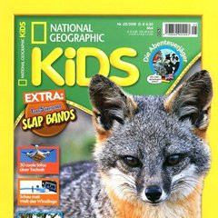 National Geographic Kids Titelbild