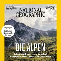 National Geographic E-Paper Titelbild