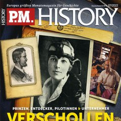 P.M. - History Titelbild