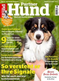 Partner Hund Abo + 22,00 € Prämie + 7,80 € Rabatt Titelbild
