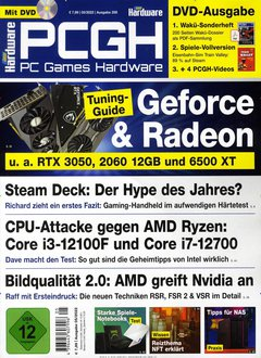 Abo PC Games Hardware +DVD